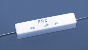 10 W Ceramic Wire Wound Resistors