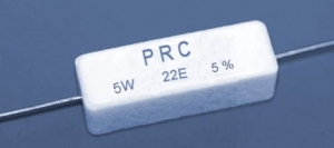 5 W Ceramic Wire Wound Resistors