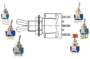 L - Series Toggle Switches